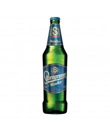 Staropramen Svetly alkoholfreies 0,5 Liter flasche
