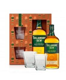 Tullamore Dew Geschenkset mit Gläser