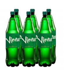 Vinea Traubensaft mit Kohlensäure