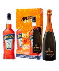 Aperol Spritz Duo