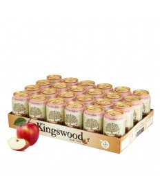 Kingswood Rosé Cider 24 x 330ml Dosenpalette