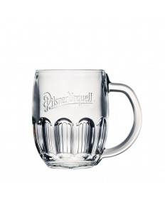 Pilsner Urquell Glas - Bierkrug 0,3l