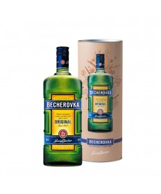 Becherovka Original Metal box