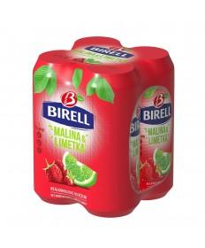 Birell Limetka & malina 4er Pack