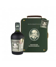 Botucal  - Diplomático Reserva Exclusiva Suitcase
