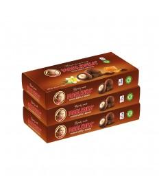 MARLENKA Honigkugeln mit Kakao (3 x 235g)