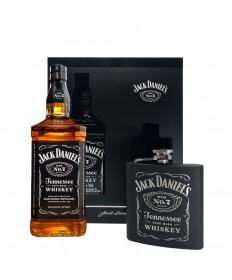 Jack Daniels Hip Flask Geschenkbox