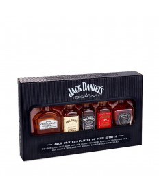 Jack Daniels Family of Fine Spirits