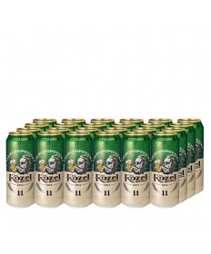 Kozel 11 Helles 24 x 500ml Dosenbier