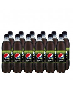 Pepsi Cola Lime 12 x 500ml