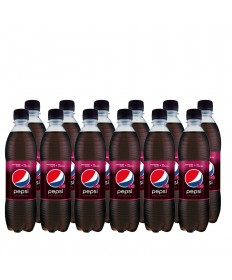 Pepsi Cola Wild Cherry 12 x 500ml
