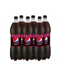 Pepsi Cola Wild Cherry 6 x 1,5l