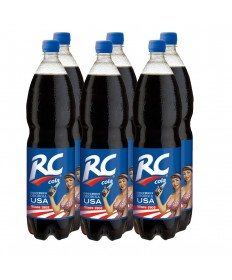 RC Cola 1,5 Liter Pack