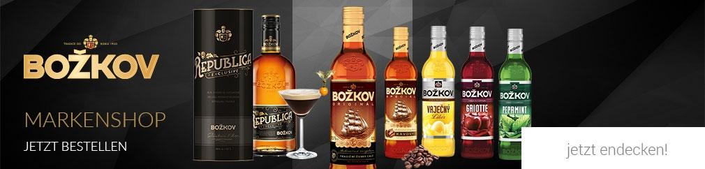 Bozkov rum online kaufen