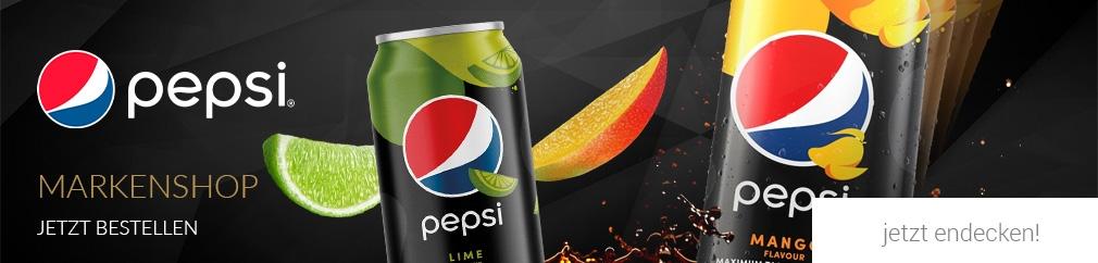 Pepsi online kaufen