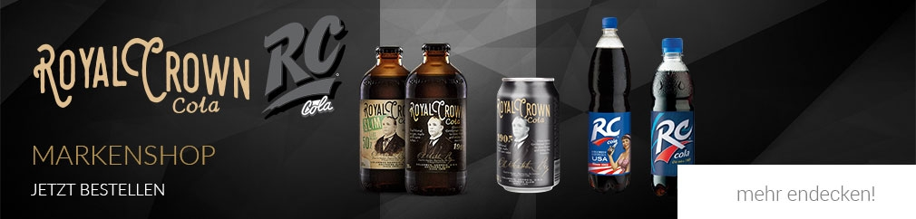 RC - Royal Crown Cola online kaufen