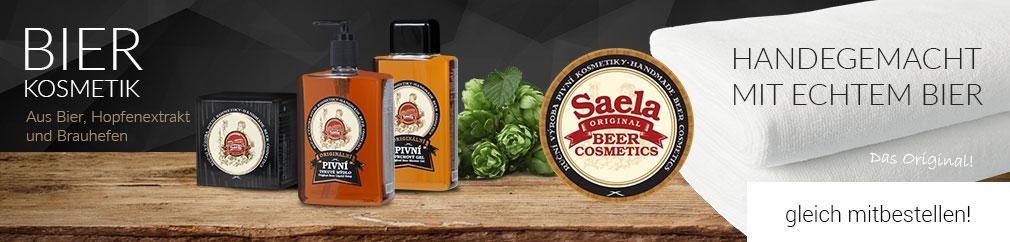 Saela Bier-Kosmetik