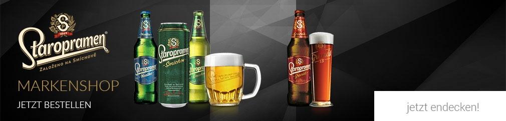 Staropramen Bier online kaufen