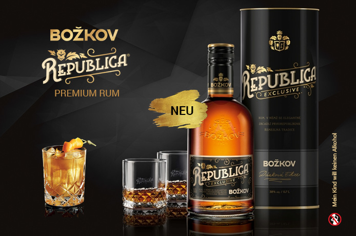 Bozkov republica rum