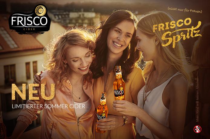 Frisco Spritz - Bitterorange