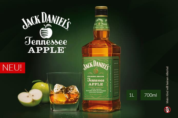 Jack Daniels Apple online kaufen