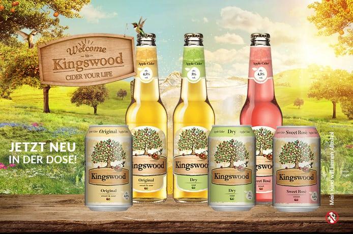 Kingswood Apfel Cider