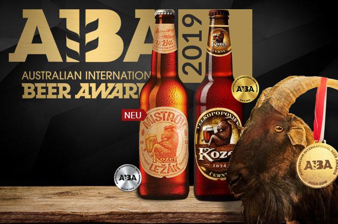 Kozel Bier Award