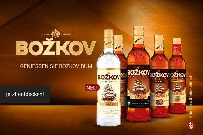 Bozkov rum