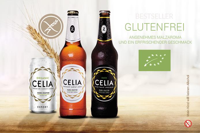Celia Glutenfreies Bier