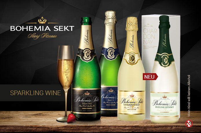 Bohemia Sekt jetzt online kaufen