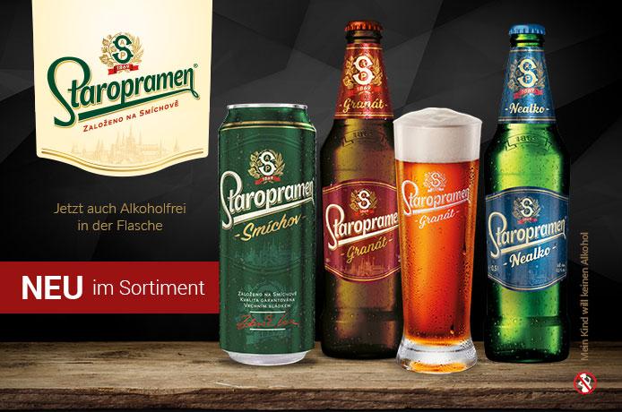 Staropramen Bier