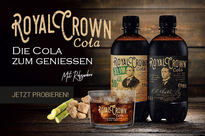 Royal Crown Cola online kaufen