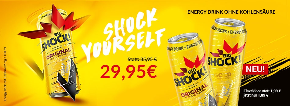 Big Shock Engery drink
